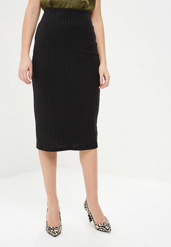 женская юбка alina assi, черная
