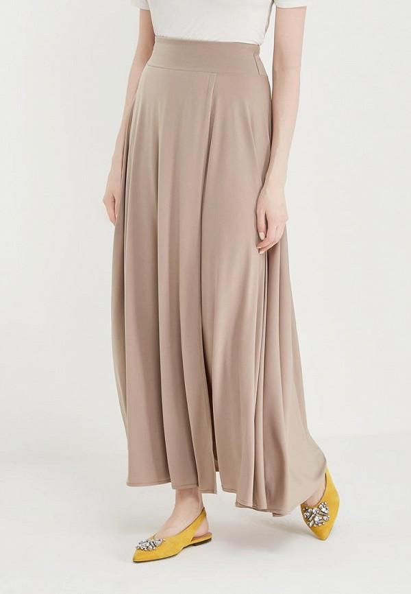 женская юбка alina assi, бежевая