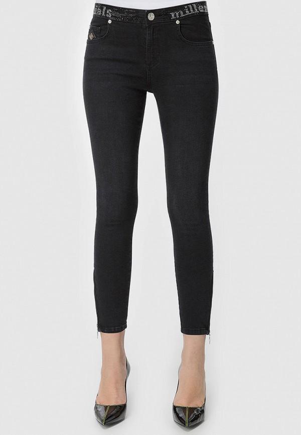 женские джинсы скинни millennials, черные