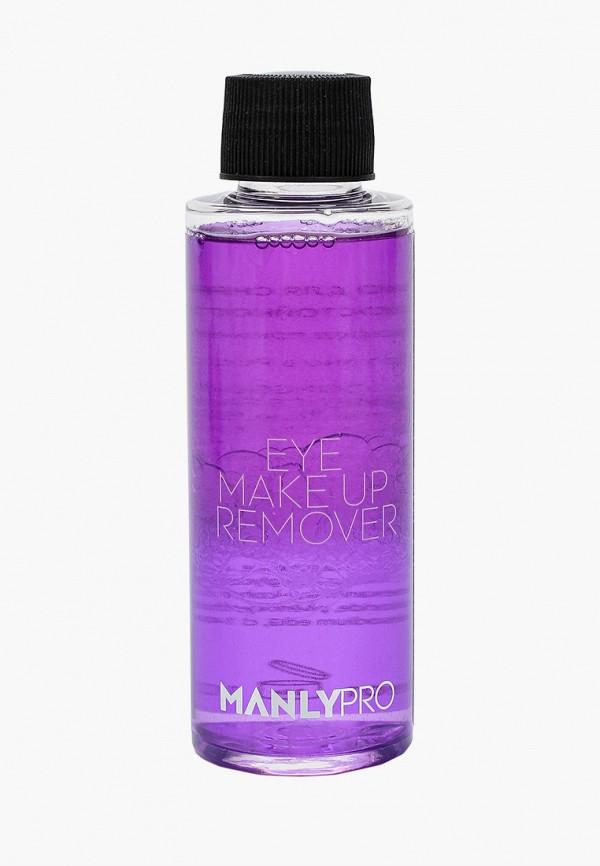 женская жидкость для снятия макияжа manly pro