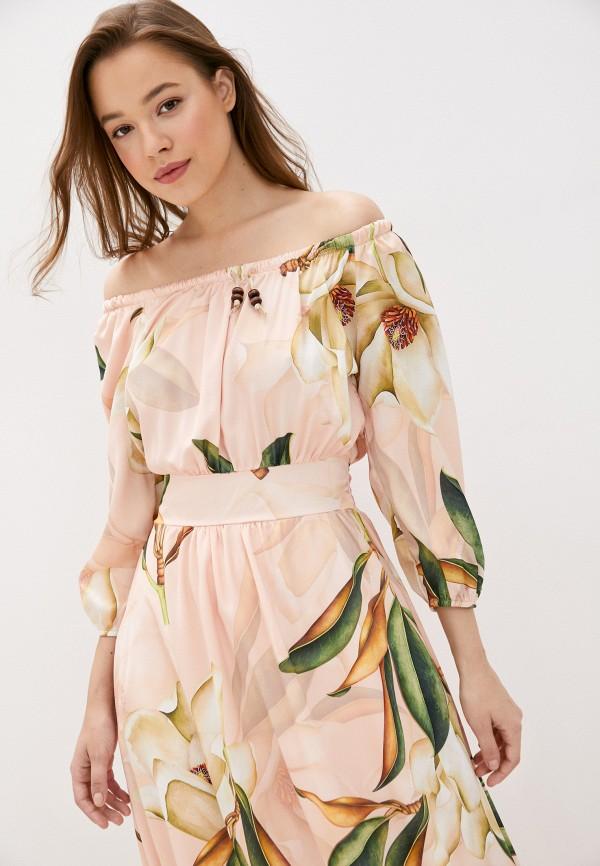 Платье Joymiss цвет розовый  Фото 2