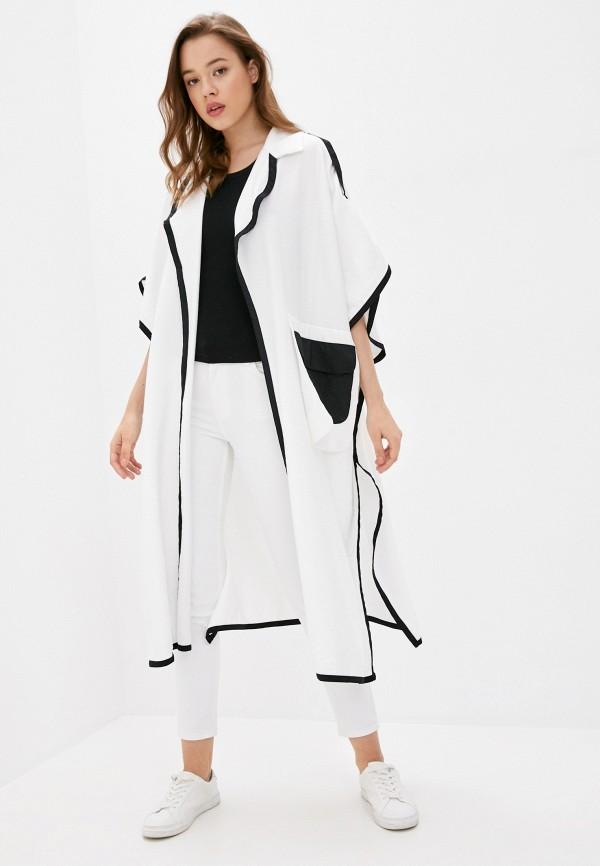 Кимоно Joymiss белого цвета