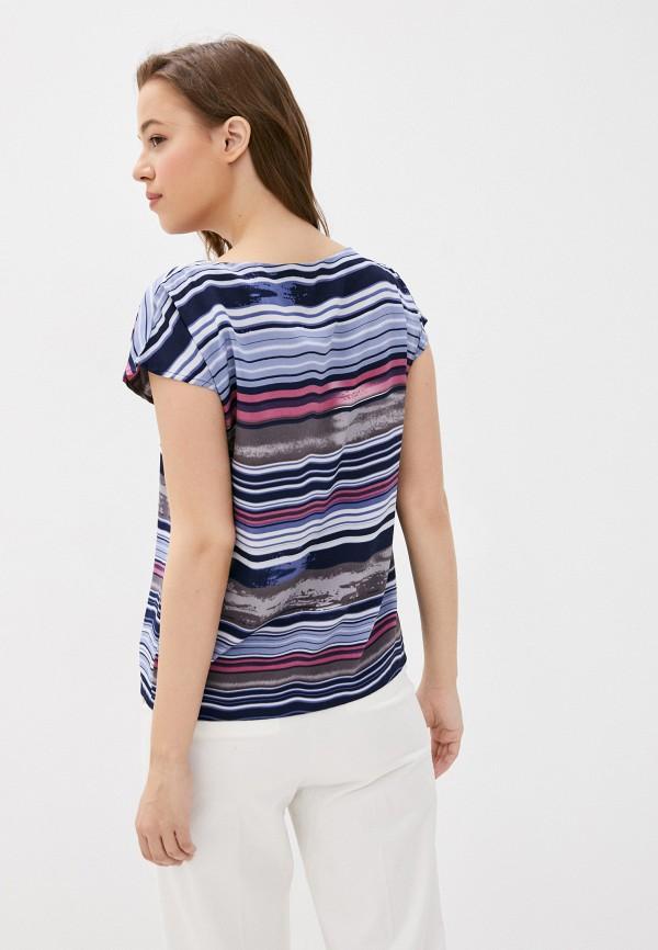 Блуза Анна Голицына цвет разноцветный  Фото 3