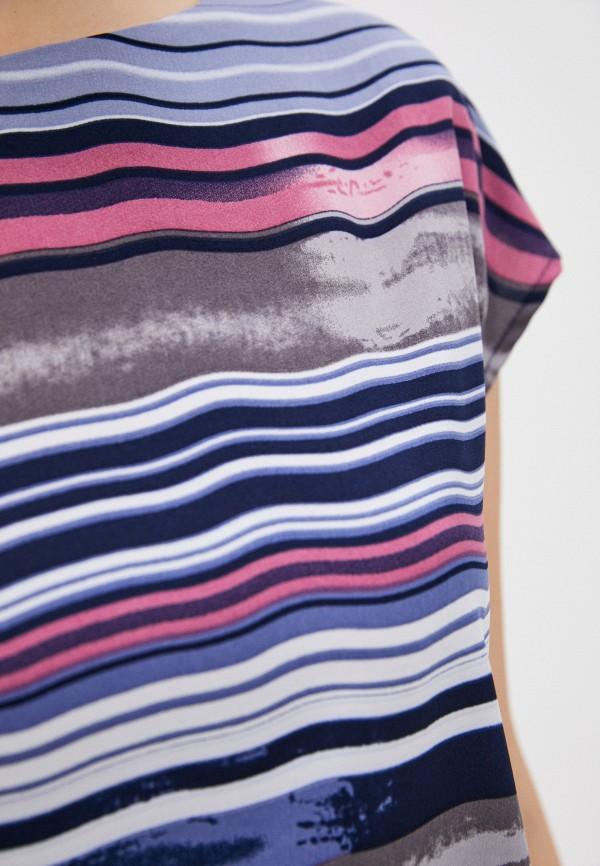 Блуза Анна Голицына цвет разноцветный  Фото 4