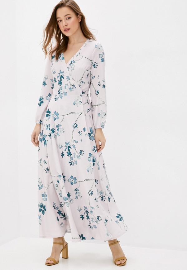 Платье Анна Голицына цвет розовый