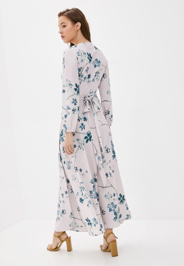 Платье Анна Голицына цвет розовый  Фото 3