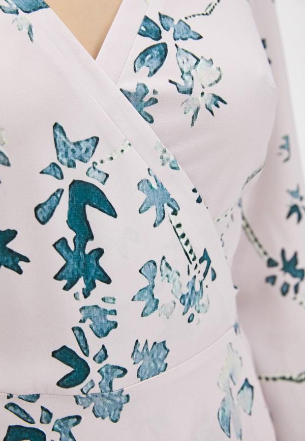 Платье Анна Голицына цвет розовый  Фото 4