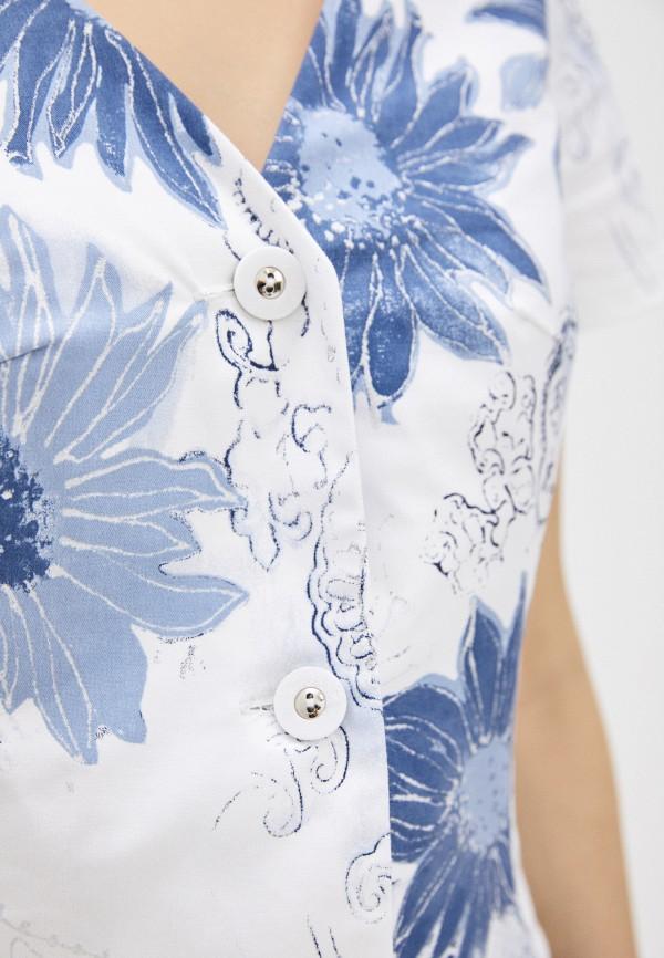 Жакет Анна Голицына цвет белый  Фото 4