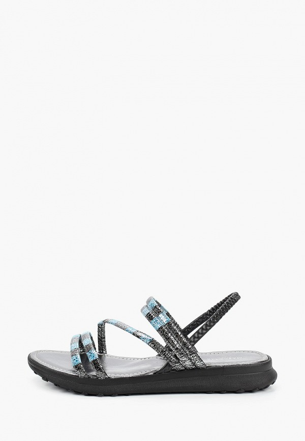 женские сандалии mascotte, серебряные