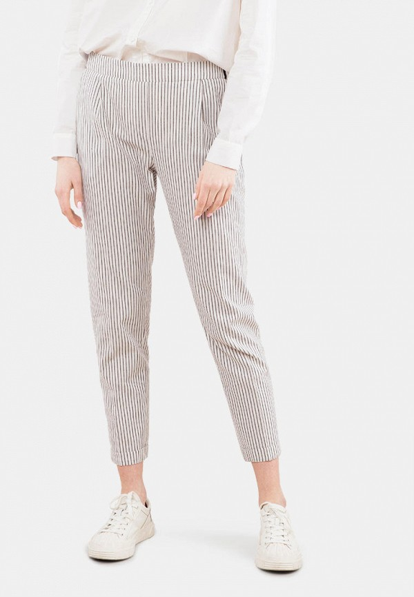 женские повседневные брюки mr520, бежевые