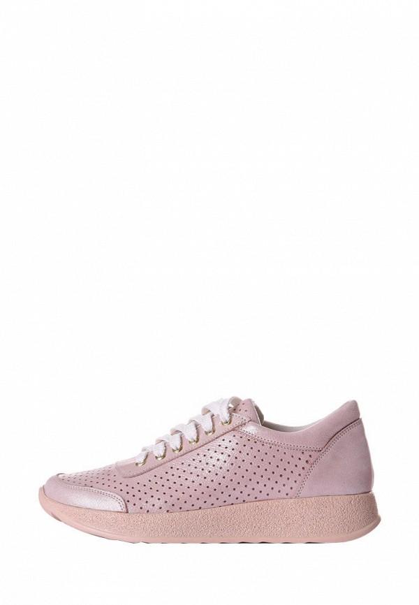 женские кроссовки vm-villomi, розовые