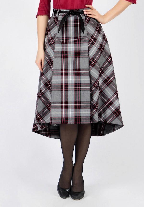 женская юбка olivegrey, серая