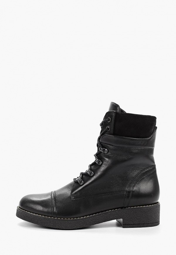женские ботинки ralf ringer, черные