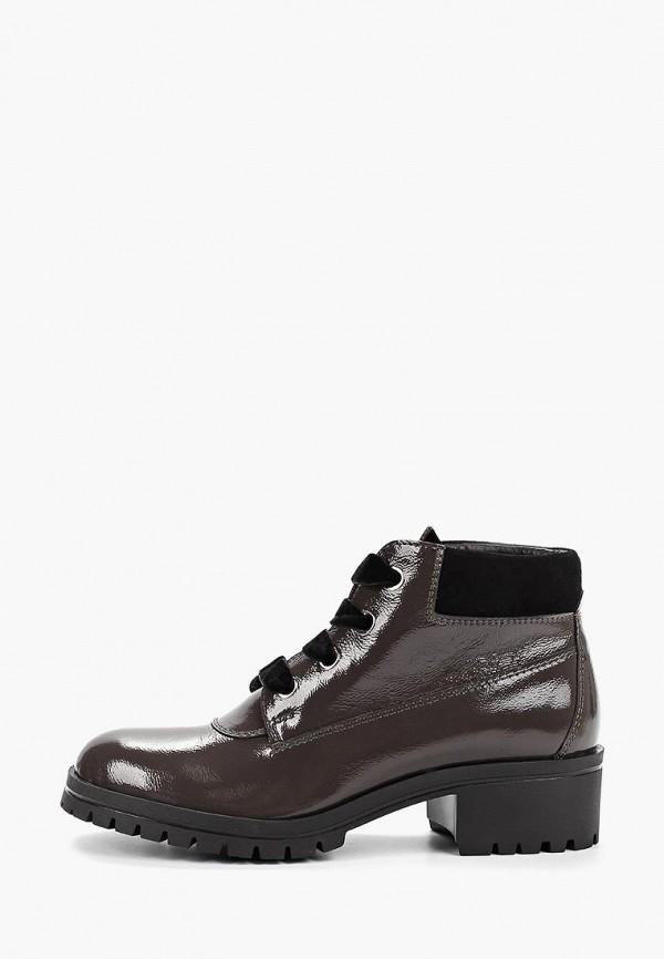 женские ботинки ralf ringer, серые