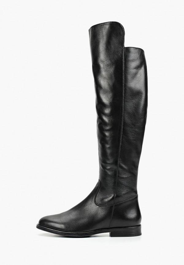 женские ботфорты ralf ringer, черные