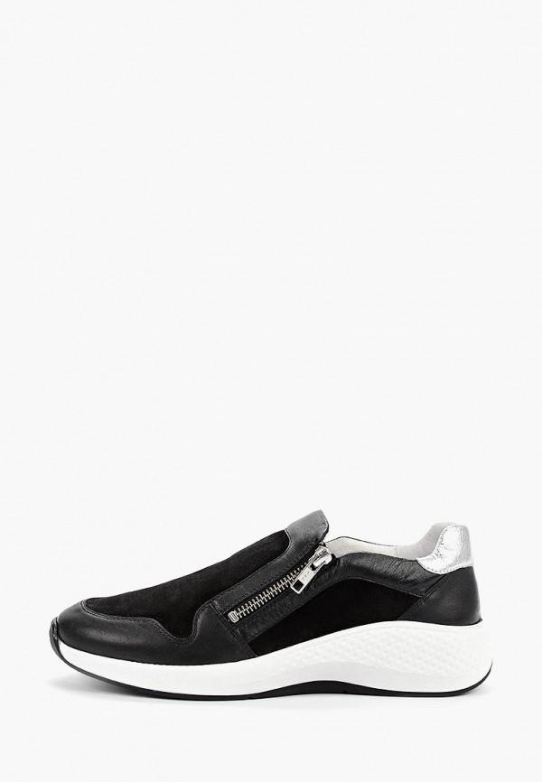 женские кроссовки ralf ringer, черные