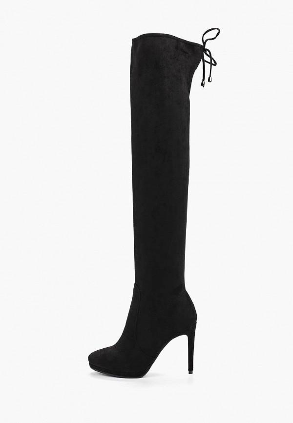 женские ботфорты t.taccardi, черные