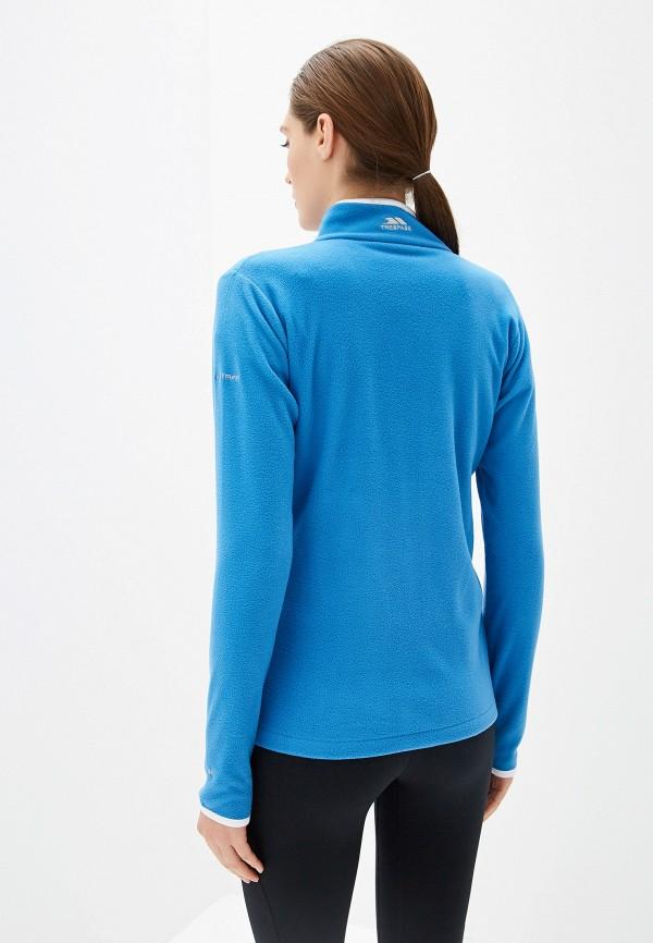 Олимпийка Trespass цвет голубой  Фото 3