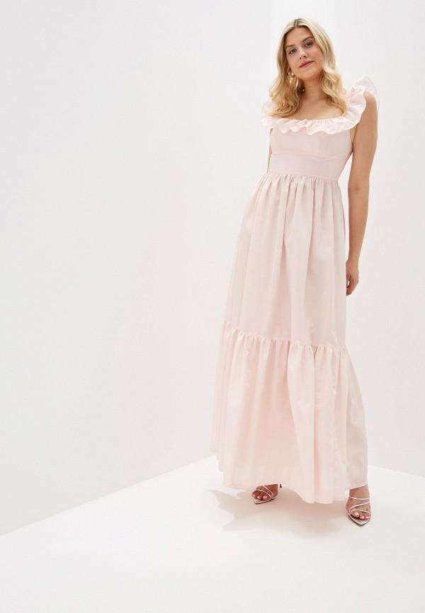 Платье Maria Rybalchenko Maria Rybalchenko MP002XW0TW16 платье maria rybalchenko maria rybalchenko mp002xw1axl8