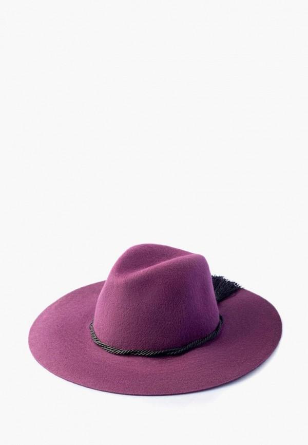женская шляпа elegant, фиолетовая