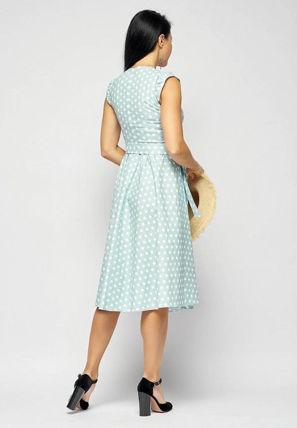 Платье Bellart цвет бирюзовый  Фото 2