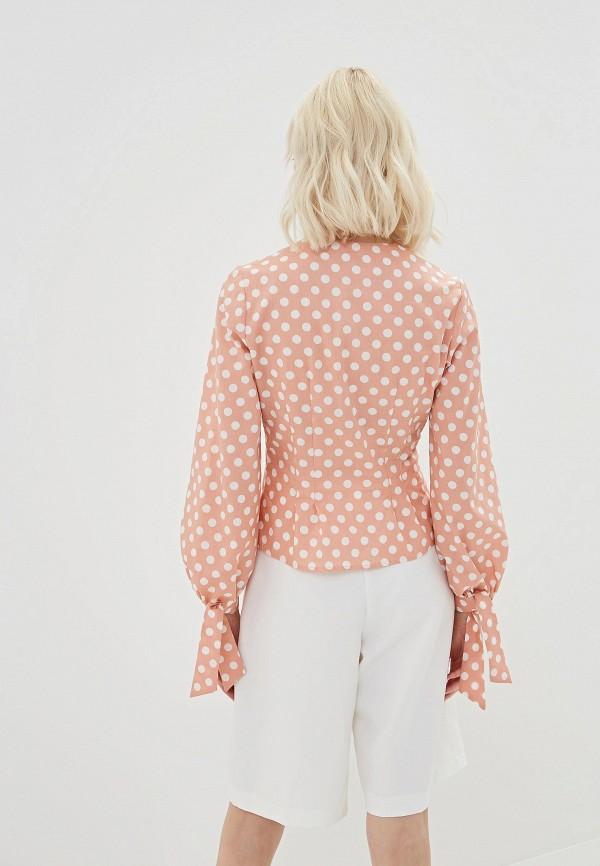 Блуза Lorani цвет розовый  Фото 3