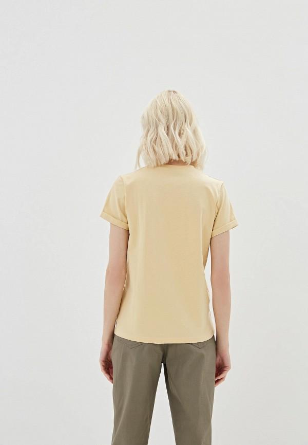 Футболка Lorani цвет желтый  Фото 3