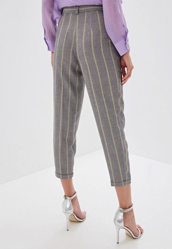женские брюки gregory, серые