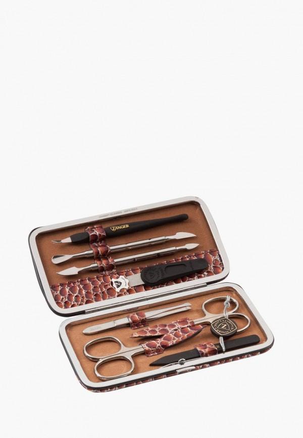 Набор маникюрный Zinger Zinger MP002XW0TWUN маникюрный набор valera 651 01 maniswiss professional set