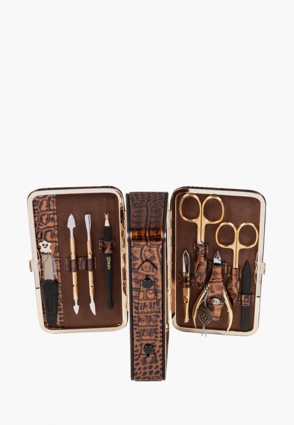 Набор маникюрный Zinger Zinger MP002XW0TWX3 маникюрные наборы balvi маникюрный набор l hedoniste