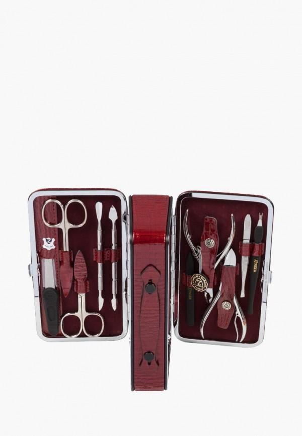 Набор маникюрный Zinger Zinger MP002XW0TWX9 маникюрные наборы balvi маникюрный набор l hedoniste