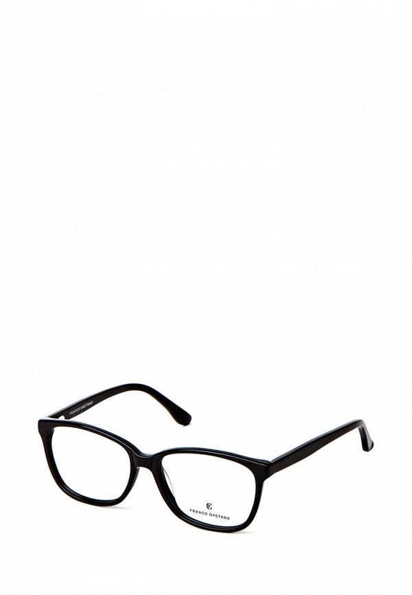 Купить Оправа Franco Gaetano, Giulia FG102 008 54, MP002XW0TX20, черный, Осень-зима 2017/2018