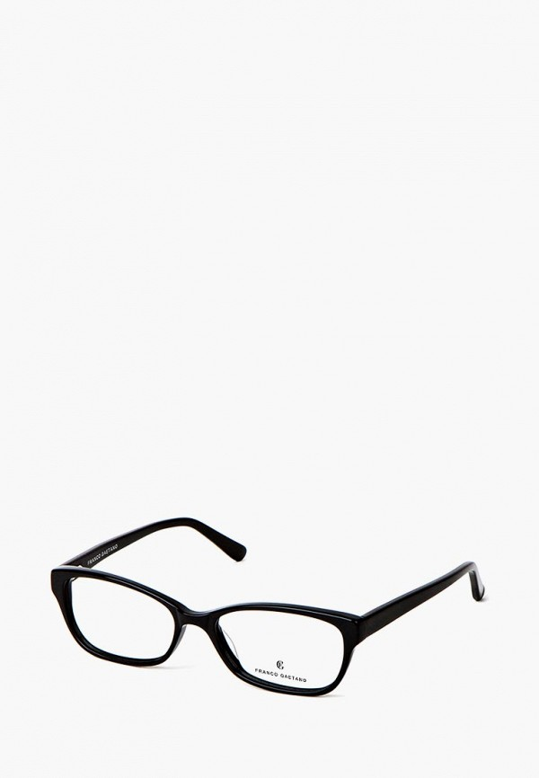 Купить Оправа Franco Gaetano, Lorena FG104 008 53, MP002XW0TX24, черный, Осень-зима 2017/2018