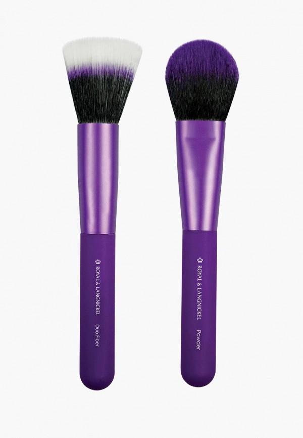 Набор кистей для макияжа Royal&Langnickel Royal&Langnickel MP002XW0TX3R набор кистей для макияжа royal