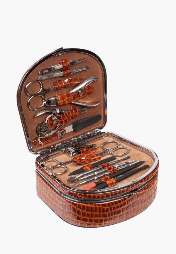 Набор маникюрный Zinger Zinger MP002XW0TX7Z маникюрные наборы balvi маникюрный набор l hedoniste