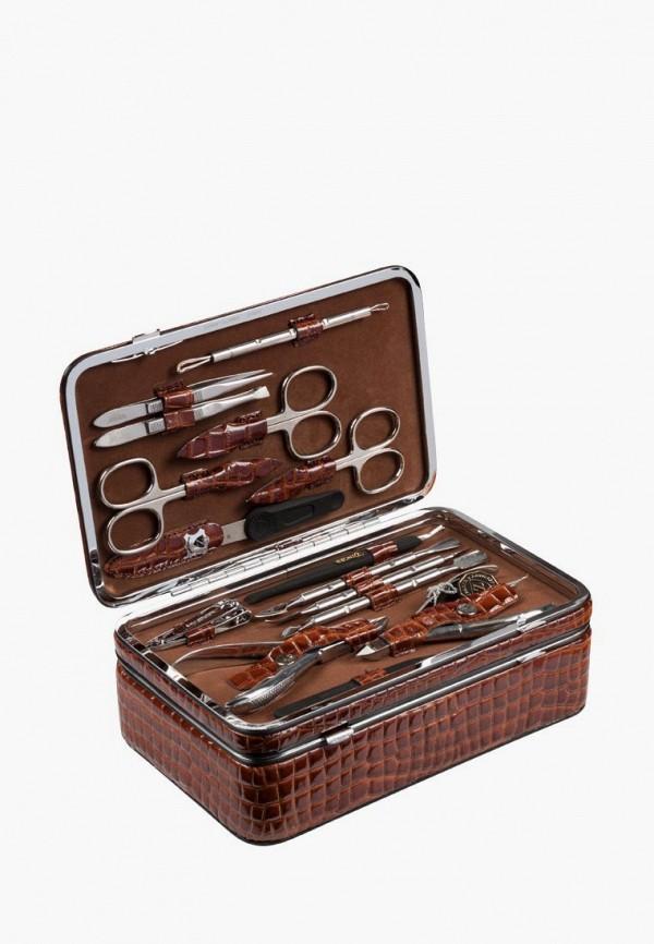 Набор маникюрный Zinger Zinger MP002XW0TX84 zinger маникюрный набор с клиппером zmsfc 801 g