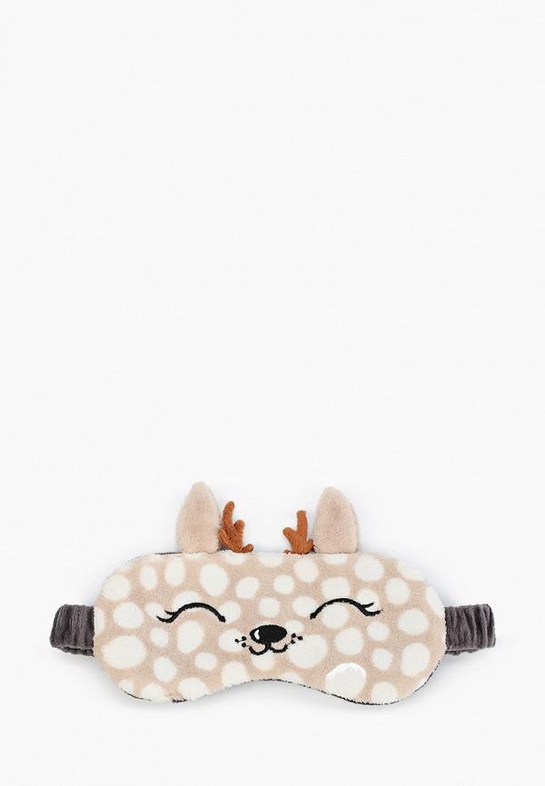 Маска для сна Tezenis Tezenis MP002XW0TYLB маска для сна gift republic корона бежевый коричневый