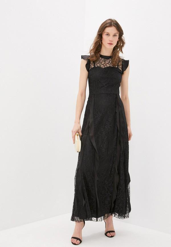 женское вечерние платье emansipe, черное
