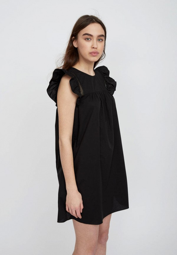 Платье Lime Lime MP002XW0WG5Q платье lime цвет черный 400 6357 572 размер s 44