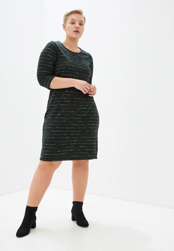 женское платье milanika, зеленое