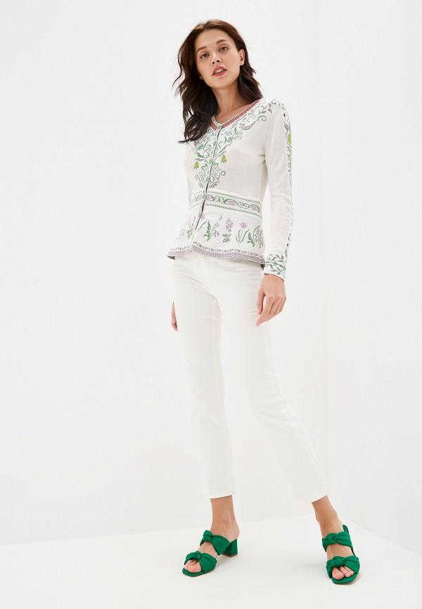 Кардиган IVKO Woman цвет белый  Фото 2
