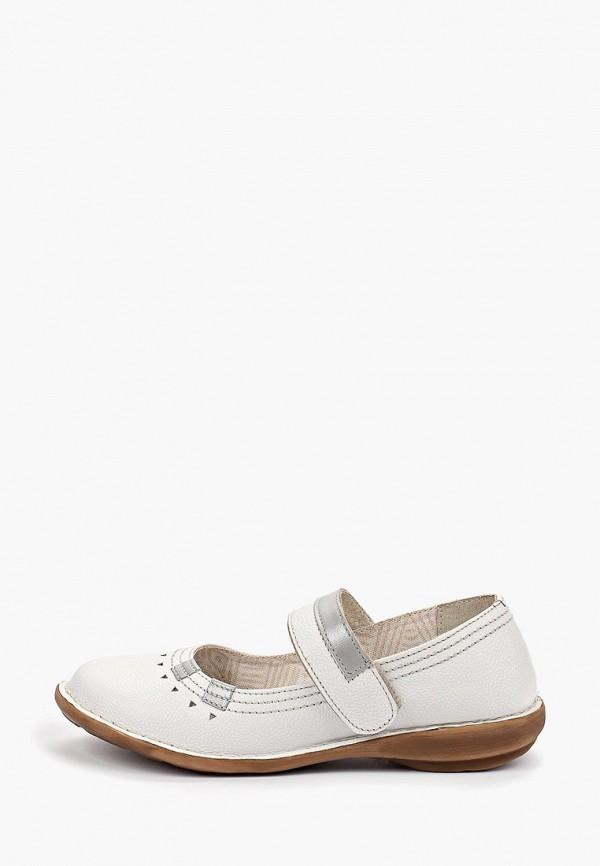 Туфли Airbox цвет белый
