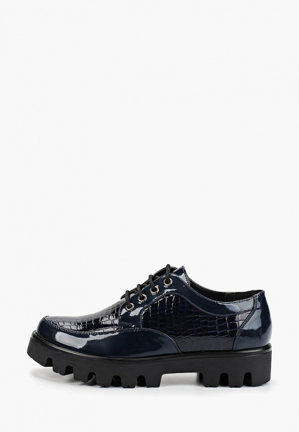 женские ботинки airbox, синие