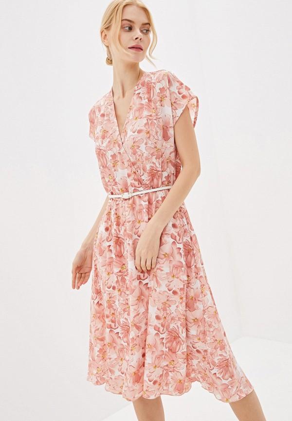 Платье Argent цвет розовый