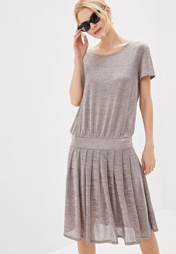 Платье Argent Argent MP002XW0WHRH платье баллон с длинными рукавами argent