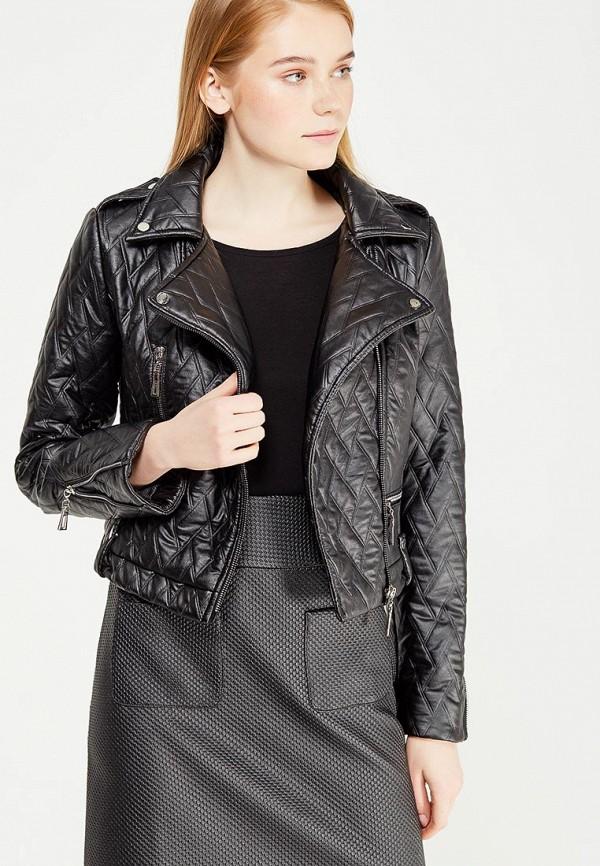 Купить Куртка кожаная Demurya Collection, mp002xw0wkq0, черный, Осень-зима 2017/2018