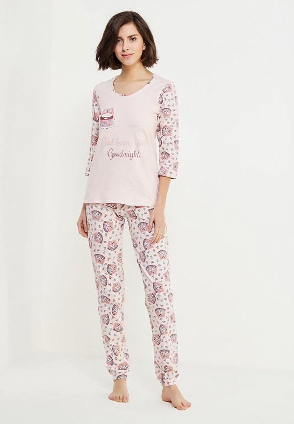 Фото - Пижама Cleo Cleo MP002XW0WKTF конверт меховой арго зима розовый