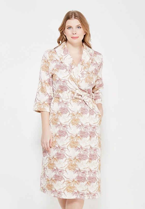 Халат домашний Cleo Cleo MP002XW0WKU6 платье cleo cleo mp002xw1982e