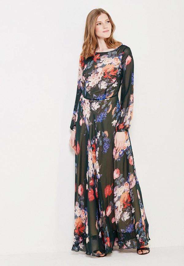 Купить Платье Irina Vladi, mp002xw0wkuj, зеленый, Осень-зима 2017/2018