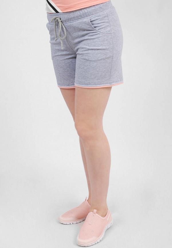 женские спортивные спортивные шорты sab, серые